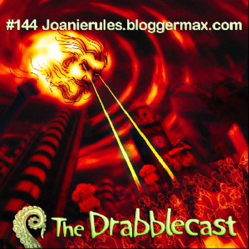 Cover for Drabblecast episode 144, by Sean Azzapardi