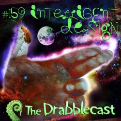 Cover for Drabblecast episode 159, Intelligent Design, by Brent Homes