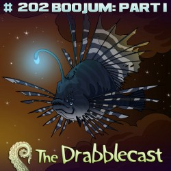 Cover for Drabblecast episode 202, Boojum pt. 1, by Caroline Parkinson
