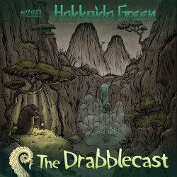 Cover for Drabblecast episode 208, Hokkaido Green, by Jerel Dye