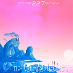 Cover for Drabblecast episode 227, The Star, by Adam S. Doyle