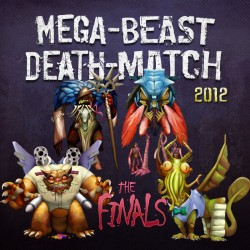 Mega Beast Death Match 2012 Finals Cover by Bo Kaier