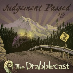 Cover for Drabblecast episode 257, Judgement Passed, by Jerel Dye