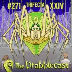 Cover for Drabblecast episode 271, Trifecta 24, by Gino Moretto