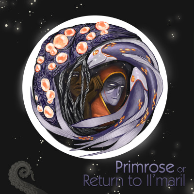 Cover for Drabblecast episode 352, Primrose or Return to Il'maril, by E.C. Ibes