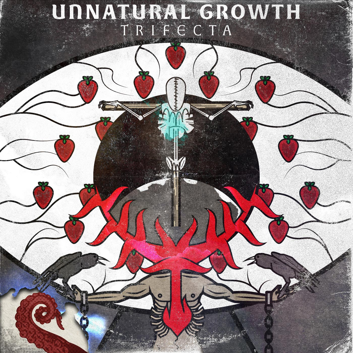 Cover for Drabblecast Unnatural Growth Trifecta, by Declan Keane