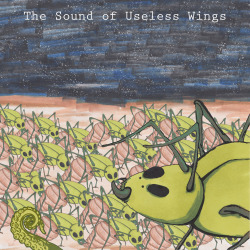 Drabblecast cover for The Sound of Useless Wings by Lori Anne Baumgartner