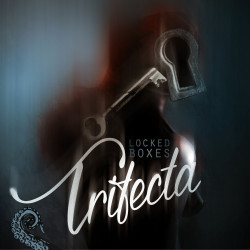 Cover for Drabblecast Locked Boxes Trifecta by Carly Lyn