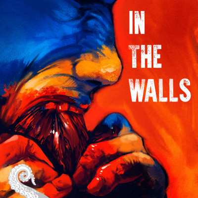 Cover for Drabblecast, In The Walls, by Jay Holloway
