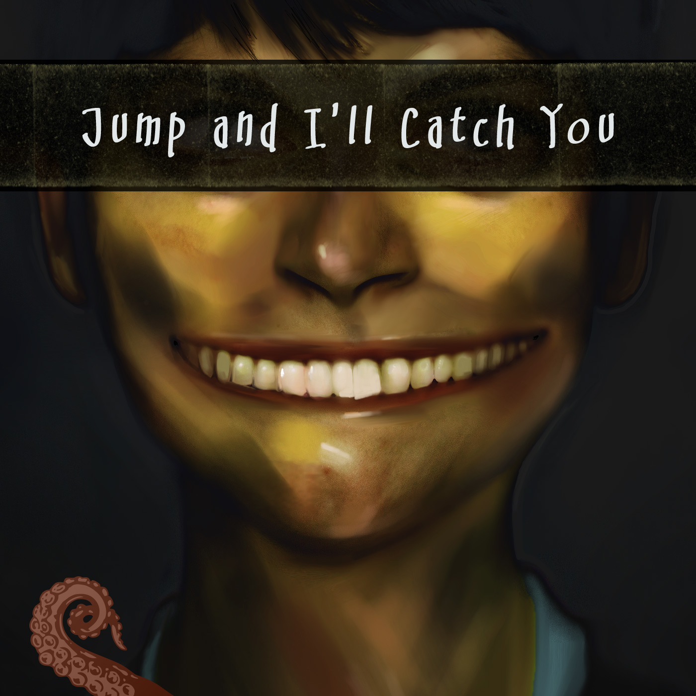 Drabblecast Cover for Jump and I'll Catch You by Bo Kaier