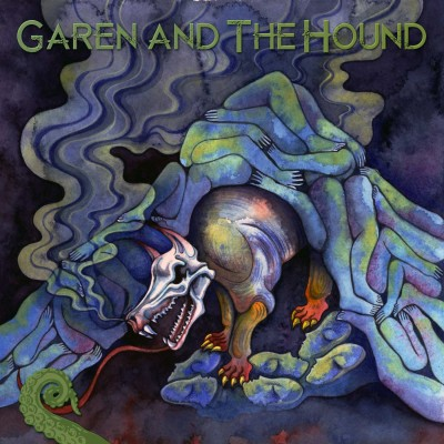 Drabblecast cover for Garen and The Hound by Susie Oh