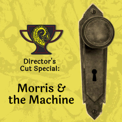 Cover Art for Director's Cut: Morris and the Machine