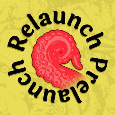 Relaunch Prelaunch cover art