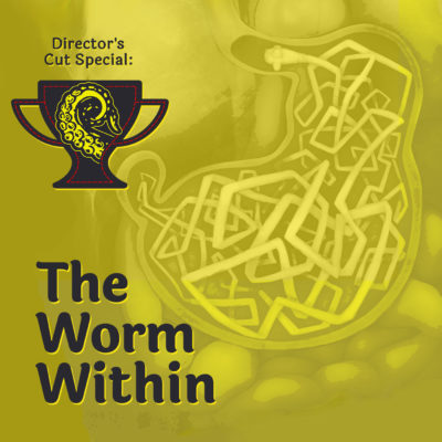 Cover Art for Director's Cut Special: The Worm Within