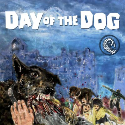 Drabblecast cover for Day of the Dog by Toeken