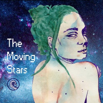Drabblecast The Moving Stars Cover by Samantha Barrett