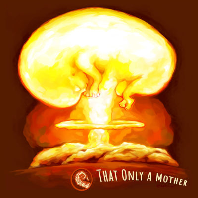 Drabblecast cover for That Only A Mother by Bo Kaier
