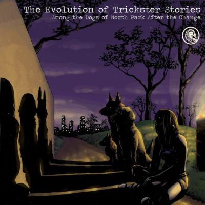Cover for Drabblecast 407: The Evolution of Trickster Stories Pt. 1 by Joe Botsch