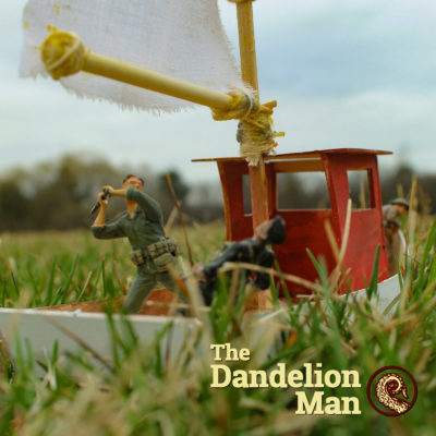 Drabblecast cover for The Dandelion Man by Gareth McGorman