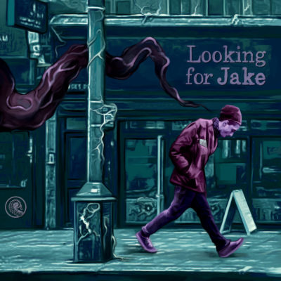 Drabblecast cover Looking for Jake by Bo Kaier