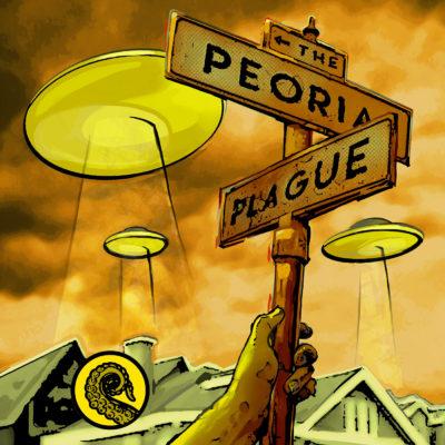Drabblecast Cover Peoria Plague Bo Kaier