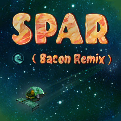 Bo Kaier's cover for Spar Bacon Remix