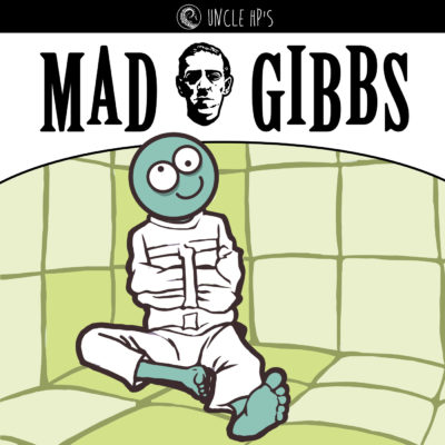 Bo Kaier's cover for Mad Gibbs Drabblecast