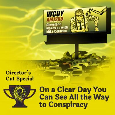 Conspiracy Director's Cut