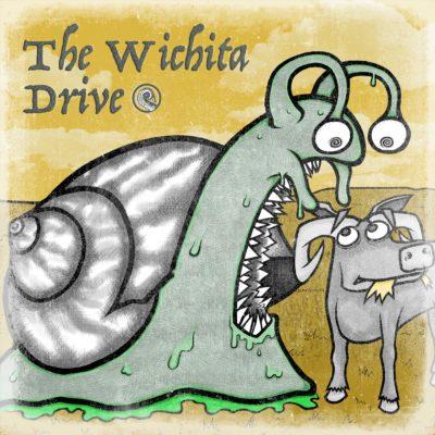 Gino Moretto Drabblecast Cover for The Wichita Drive